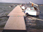 Lilliput Sailing Club Pontoons